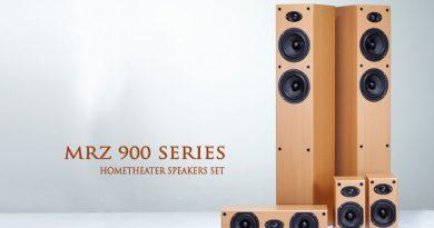 รีวิว MRZ : 900 Series 5.0 Home Theater Speakers Set