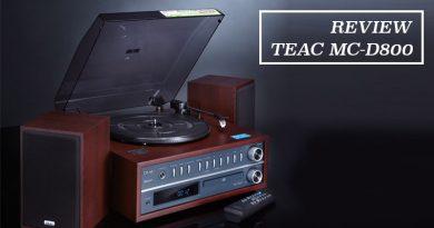 รีวิว TEAC : MC-D800