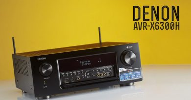 รีวิว Denon : AVR-X6300H