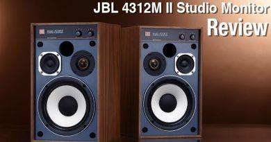 รีวิว JBL : 4312M II Studio Monitor