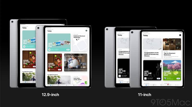iPad Pro รุ่นใหม่จะไม่มีช่องเสียบหูฟัง 3 5mm ไม่มีปุ่มโฮม และมาพร้อม