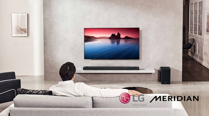LG เปิดตัวลำโพงซาวด์บาร์รุ่นใหม่ จูนเสียงโดยเครื่องเสียงไฮเอนด์