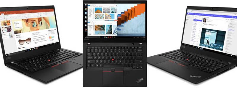 เลอโนโวเปิดตัว ThinkPad รุ่นใหม่ใช้ชิป AMD® Ryzen PRO Mobile