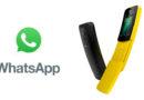 เมื่อมือถือกล้วยหอมของ Nokia ก็ใช้ WhatsApp กับเขาได้
