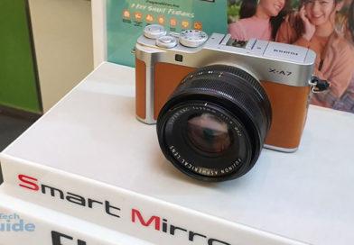 เปิดตัว FujiFilm X-A7 กล้องมิเรอร์เลสรุ่นใหม่ ชูจุดเด่น Smart Mirrorless ถ่ายง่ายและได้ภาพสวย