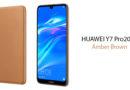 Huawei แนะนำ Y7 Pro 2019 สีใหม่ Amber Brown ราคา 3,999 บาท
