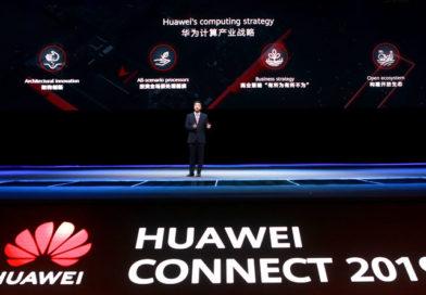 Huawei ประกาศกลยุทธ์การประมวลผล พร้อมเปิดตัว Atlas 900 คลัสเตอร์การเทรน AI ที่รวดเร็วที่สุดในโลก