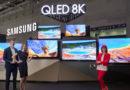 Samsung เปิดตัว QLED TV 8K ขนาด 55 นิ้วในงาน IFA 2019
