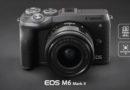 Canon เปิดตัว EOS M6 Mark II ความละเอียด 32.5MP ถ่ายวีดีโอ 4K แบบ uncropped