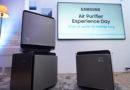 Samsung เปิดตัวเครื่องฟอกอากาศรุ่นใหม่ (Samsung Air Purifier) ในประเทศไทย