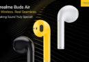 realme Buds Air แฝดคนละฝากับ Apple AirPods เตรียมเปิดตัว 17 ธันวาคมนี้