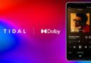 TIDAL เริ่มให้บริการสตรีมมิงระบบเสียง Dolby Atmos Music