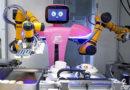 เปิดแล้วร้านอาหารที่ใช้หุ่นยนต์ทำหน้าที่ทั้งหมด แม้แต่เชฟปรุงอาหาร