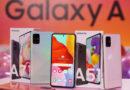 Samsung ส่ง 'Galaxy A51 และ A71' ลุยตลาดสมาร์ทโฟนระดับกลาง