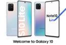 เปิดตัว Samsung Galaxy S10 Lite, Galaxy Note10 Lite พร้อมราคาขายจริงในไทย