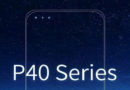 หลุดภาพโปสเตอร์ทีเซอร์เผย Huawei P40 Series อาจมาพร้อมกล้องหน้า 3 ตัว