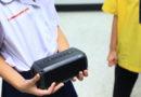 LG มอบลำโพง LG XBOOM Go PK3 แก่มูลนิธิช่วยคนตาบอดและสมาคมคนตาบอดแห่งประเทศไทย
