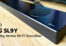 รีวิว LG : SL9Y Dolby Atmos Wi-Fi Soundbar with Wireless Subwoofer