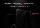 นับถอยหลังเปิดตัว Huawei P40 Series ในประเทศไทย ตบเท้ามาพร้อมกับ nova 7i, MatePad Pro, Watch GT 2e