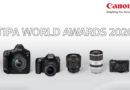 กล้องและเลนส์แคนนอน คว้าสุดยอด 5 รางวัล จากเวที TIPA World Awards 2020