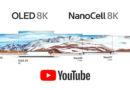 YouTube เปิดให้สตรีมวิดีโอ 8K ในสมาร์ททีวี 8K ที่รองรับการถอดรหัสสัญญาณ AV1 แล้ว