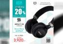 ASV Promotion in JUNE 2020 จัดโปรโมชั่นมอบส่วนลดพิเศษสำหรับหูฟังไร้สาย SOUL IMPACT OE