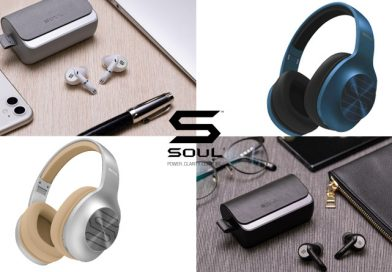 Asavasopon แนะนำหูฟังไร้สายเสียงดี แบตอึด ดีไซน์ล้ำ 2 รุ่นใหม่จาก SOUL
