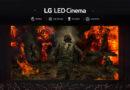 LG รุกธุรกิจโรงภาพยนตร์ ส่งจอ LED ติดตั้งในโรงภาพยนตร์เป็นแห่งแรก