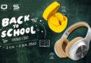 อัศวโสภณ ใจดีจัดโปรโมชั่น Back To School ให้คุณช็อปหูฟังรุ่นยอดนิยมจาก SOUL ในราคาสุดพิเศษ