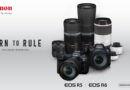 Canon เปิดตัว EOS R5 และ EOS R6 สุดยอดกล้องมิเรอร์เลสฟูลเฟรม พร้อมเลนส์ RF ใหม่ 4 รุ่น และ Extender 2 รุ่น
