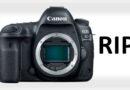 [ไม่ได้ไปต่อ] Canon อาจยุติการพัฒนากล้องตระกูล EOS 5D