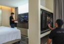 LG สนับสนุนการฟื้นฟูอุตสาหกรรมท่องเที่ยว ตรวจสอบระบบทีวีสำหรับโรงแรมฟรีก่อนเปิดให้บริการ