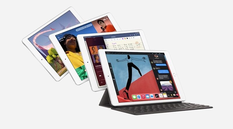 iPad รุ่นที่ 8