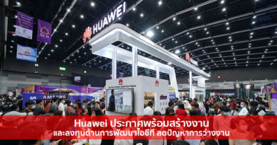 huawei focuses job creation investing ict development