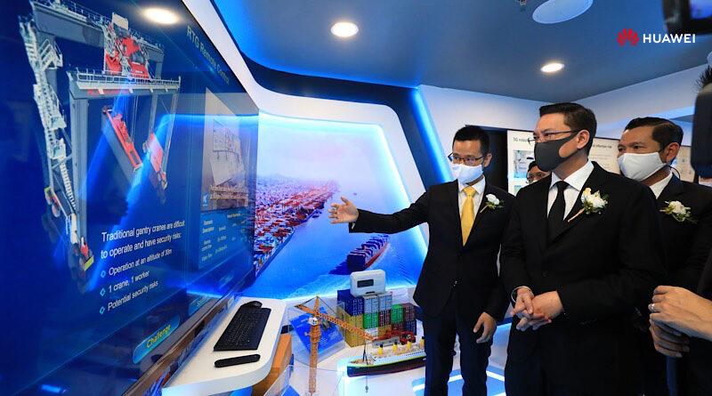 Huawei x Depa open 5G ecosystem innovation center