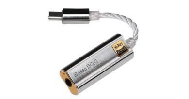 iBasso DC03 Dual DAC Portable DAC/AMP