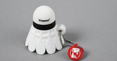 Kingston badminton collection USB flash drive