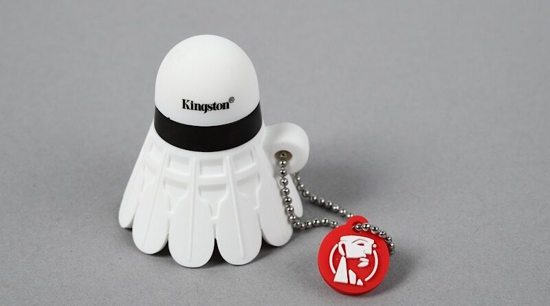 Kingston badminton collection USB flash drive