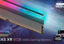 klevv launched cras xr rgb bolt xr ddr4 gaming memory