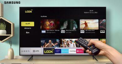 Samsung introduce LOOX TV on smart tv