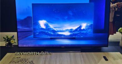 Skyworth Q71 Series 8K TV