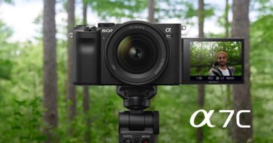 Sony Alpha a7C Full Frame Compact Camera Pre-Booking