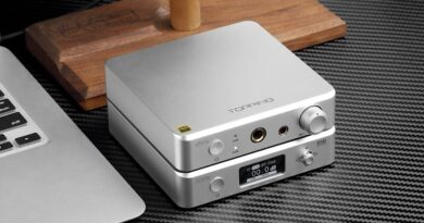 TOPPING launch A50s balanced headphone amplifier / pre-amp