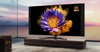Xiaomi Mi TV LUX Pro 8K 5G TV