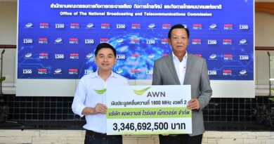 AIS made 2nd installment payment for 1800Mhz license