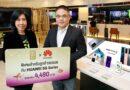 AIS Serenade x Huawei 5G strategic partner campaign