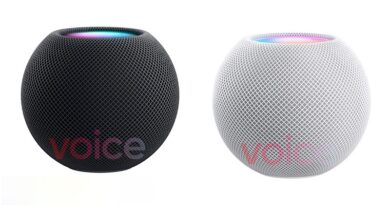 Apple HomePod Mini image leaked before launch