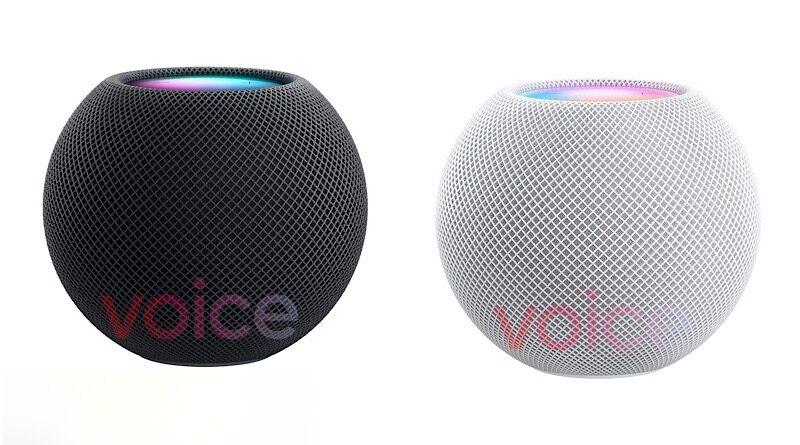 Apple HomePod Mini image leaked before launch