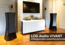 At showroom preview LOG Audio VIVANT