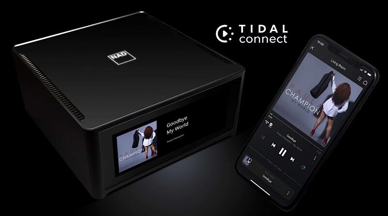 BluOS hifi gears ready support TIDAL Connect
